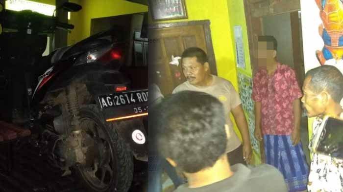 Sering ke Rumah Staf Wanita Tengah Malam, Pak Kades di Tulungagung Digerebek Sembunyi di Plafon