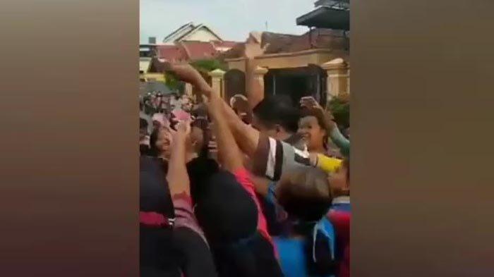 Gara-gara Sebar Uang ke Warga, Kades Kepuh Tulungagung Didenda Rp 500.000, Dinilai Melanggar Prokes