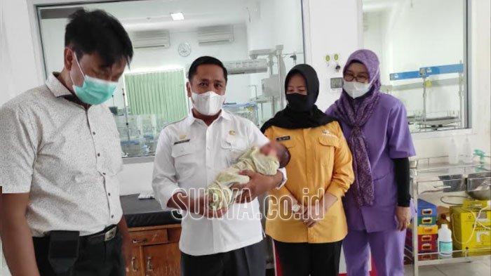 Bayi yang Dibuang di Kabupaten Ponorogo Itu Dipindahkan ke Sidoarjo