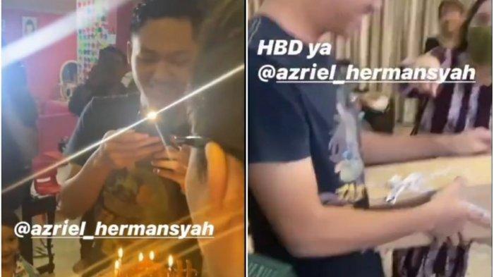 Kado Azriel Hermansyah dari Atta Halilintar Buat Seisi Rumah Histeris, Anang Hermansyah: Wow!