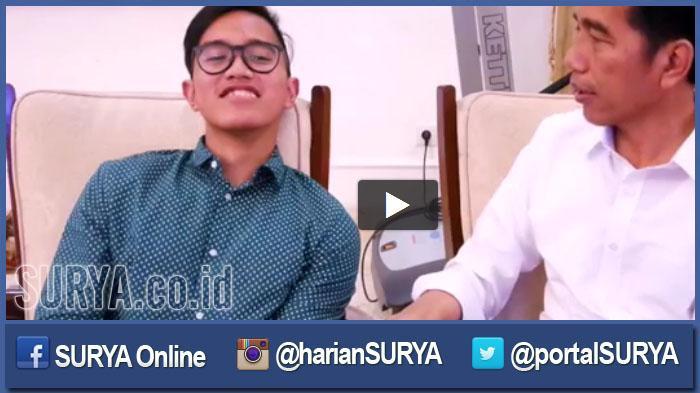 Sejak Jadi Youtuber, Kaesang Tak Pernah Minta Uang Jajan Lagi ke Presiden Jokowi