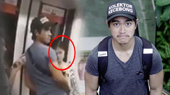 Diduga Anak Jokowi, Kaesang Pangarep, Terekam Naik Komuter Singapura. Siapa Perempuan di Sisinya?