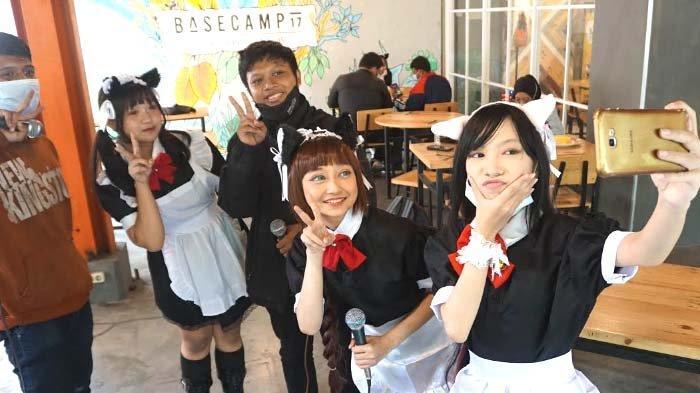 Basecamp17 Layani Konsumen dengan Konsep Maid ala Jepang