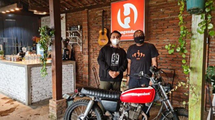 Sihir Nyaman Husgendam, Kafe Unik di Kota Batu