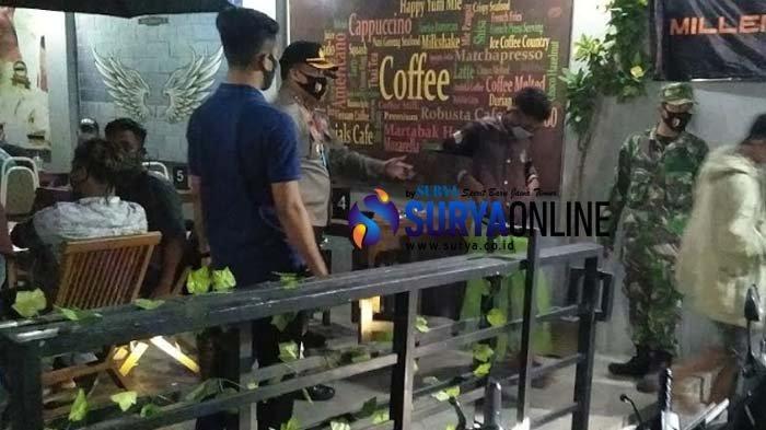 Tak Pakai Masker, Kapolres Bangkalan Bentak dan Usir Pengunjung Kafe