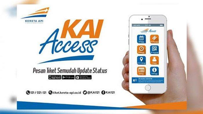 Lansia, TNI/Polri, Veteran, dan Wartawan Dapat Manfaatkan KAI Access untuk Pembelian Tiket Reduksi