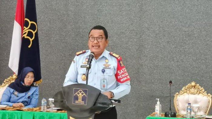 Kanwil Kememkumham Jatim Perjuangkan Hak WBP saat Pilkada Serentak 2020