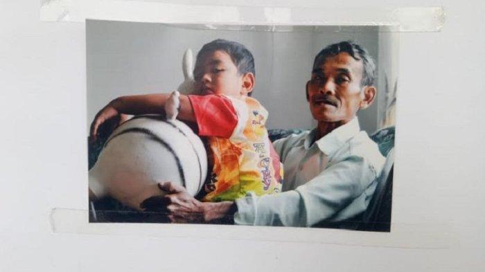 Sempat Dilaporkan Hilang di Kebun, Kakek Danu Ditemukan Tak Bernyawa Dalam Lubang 1 Meter