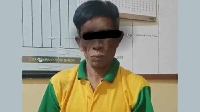 Kakek 61 Tahun di Nganjuk Nekat Curi Handphone dengan Merusak Jendela Rumah