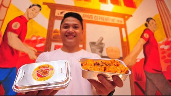 Tak Menyerah di Tengah Pandemi Corona, Kakkk Ayam Geprek Surabaya Keluarkan Menu Baru