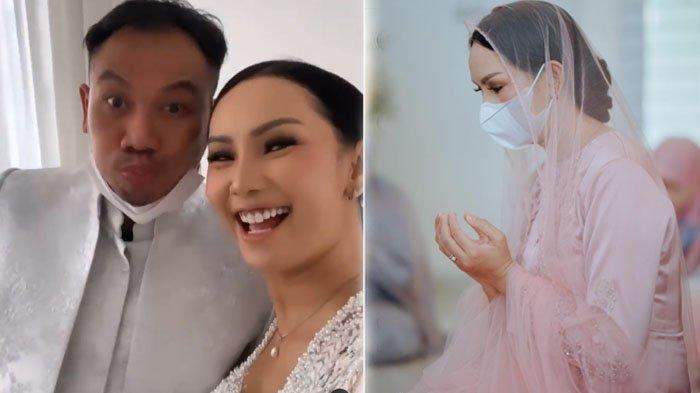 Unggah Video Vicky Prasetyo Bermesraan dengan Wanita Lain, Kalina: Sayang Ini Maksudnya Apa?