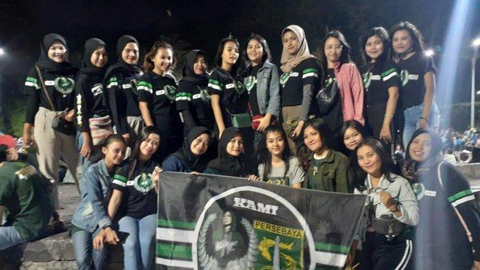 KAMI Bonita 27 Rutin Kumpul dan Berbagi Selain Dukung Persebaya Surabaya