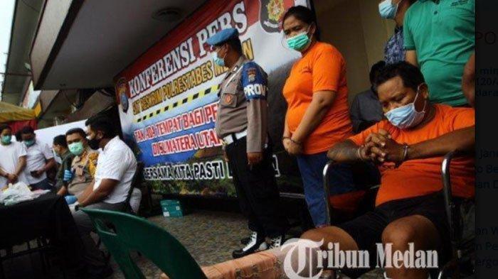 Kamiso, pecatan Brimob yang tembak Aiptu Roin Silaban di Medan.