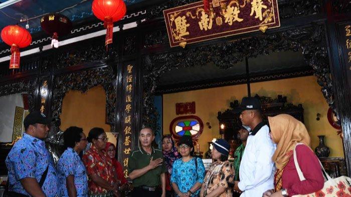 Kampung Kapasan Simokerto Surabaya Langganan Tamu untuk Belajar Budaya