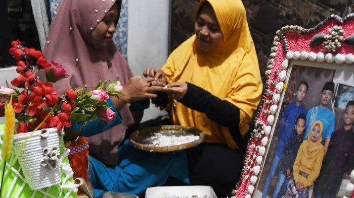 Lebih dari Satu Dekade Warga Kenjeran Surabaya Tekuni Kerajinan Kerang