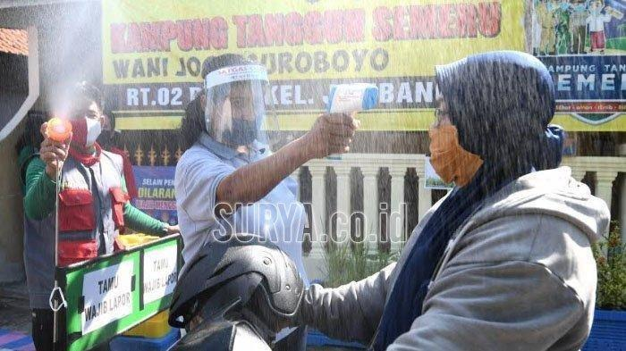 Pemkot Surabaya Fokus Pengadaan Barang untuk Bantuan Kampung Tangguh