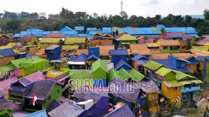 Kampung Tematik di Kota Malang Boleh Buka, Wajib Terapkan Protokol Kesehatan Covid-19