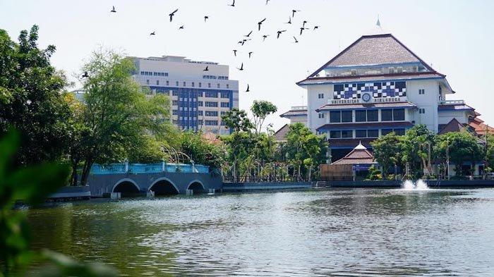 Unair Surabaya Masuk Group Ranking 4 Pemeringkatan THE WUR 2022