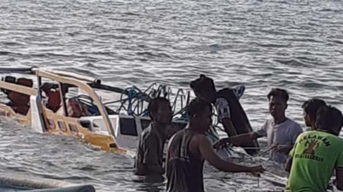 Kapal Nelayan Sumenep Meledak saat Cari Ikan, 1 ABK Masih Hilang di Laut