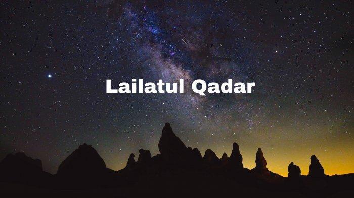 Ilustrasi - Lailatul Qadar