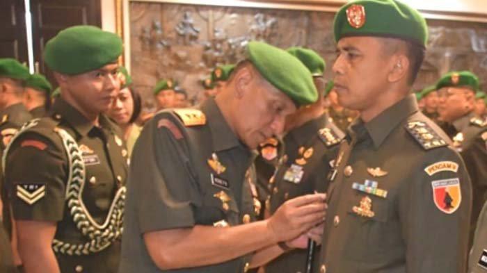 Letkol (Arm) Imam Haryadi Jabat Kapendam V/Brawijaya Gantikan Kolonel (Inf) Singgih Pambudi Arinto