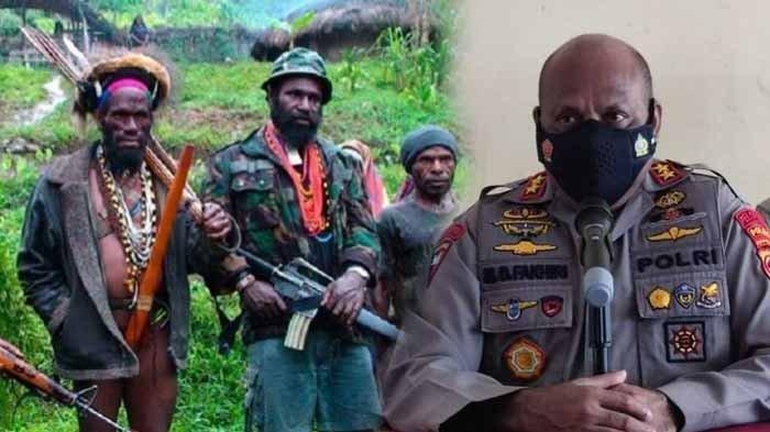 Kabar Terbaru KKB Papua Semakin Terjepit Satgas Nemangkawi, Irjen Mathius D Fakhiri: Mereka Mundur