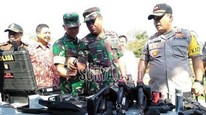 Kapolres Bangkalan Pilih Rahasiakan Wilayah Rawan saat Pemilu 2019, Ini Alasannya