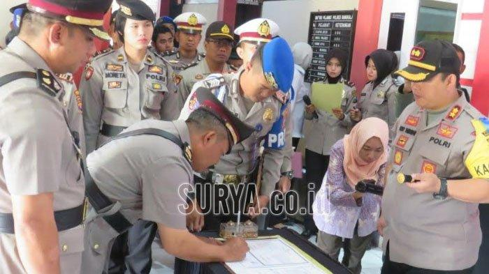 Wakapolres Baru di Polresta Blitar : Kekerabatan di Bangkalan Sangat Guyub