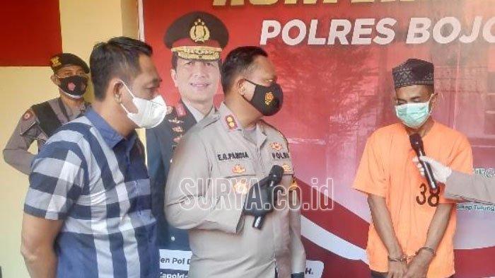 Pria Subang Jabar Bobol Konter HP di Kabupaten Bojonegoro, Ngaku untuk Cukupi Hidup Sehari-hari