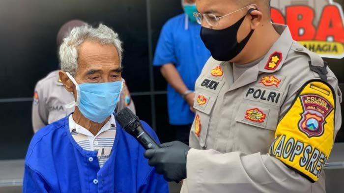 Kakek 72 Tahun di Bojonegoro Ajak Mesum Siswi SMP masih Tetangga, Korban Diberi Imbalan Rp 20 Ribu