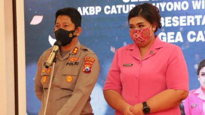 AKBP Catur Cahyono Resmi Jabat Kapolres Ponorogo, Ini Pesan dan Harapannya