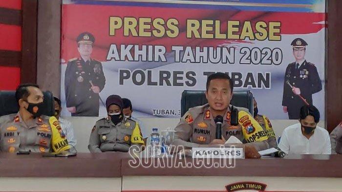 Kasus Bertambah, Kegiatan Tanpa Rekomendasi Satgas Covid-19 di Kabupaten Tuban akan Dibubarkan