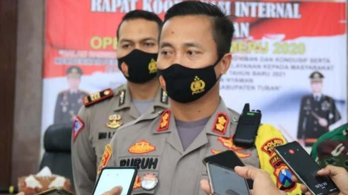 Daftar Mutasi Perwira Polri Jajaran Polda Jatim 2021, Ada Kapolres Tuban, Malang, Madiun, Trenggalek