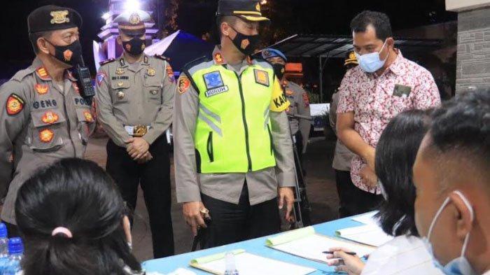 Cek Pengamanan Gereja jelang Paskah, Pesan Kapolres Tuban terkait Kewaspadaan terhadap Teror