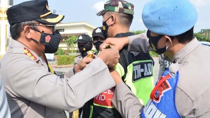 Lokasi 4 Titik Penyekatan dan 4 Pos Pengamanan Mudik Lebaran 2021 di Sidoarjo Beroperasi mulai Besok