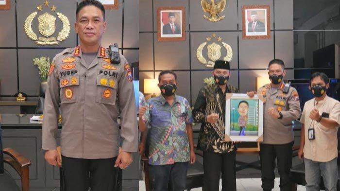 Inovasi Kapolrestabes Surabaya Tangani Pandemi Covid-19: Rencana Tempatkan UMKM di Banyak Titik