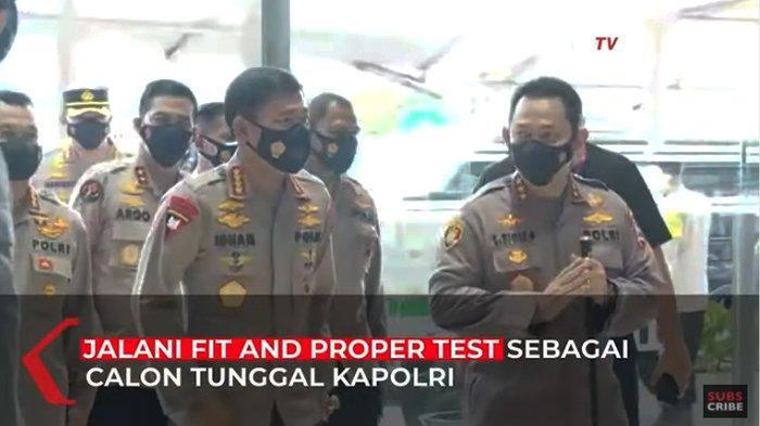 Jawaban Tegas Komjen Listyo Sigit Prabowo Ditanya Kasus 6 Laskar FPI Tewas Ditembak Polisi