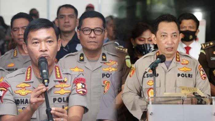 Penolak Komjen Listyo Sigit Prabowo Jadi Kapolri: Gerakkan Pendemo Bayaran, Main SARA hingga Teroris