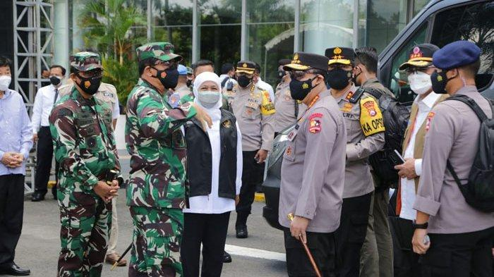 Kapolri dan Panglima TNI Tak Lelah Ingatkan Warga Jatim yang Sudah Vaksin Patuhi Protokol Kesehatan