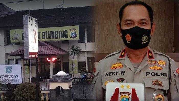 Sosok Kompol Hery Wahyu Widodo Kapolsek Blimbing Malang yang Meninggal Positif Covid-19 dan Prestasi