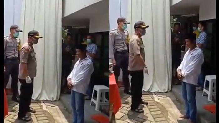 Fakta Sebenarnya Video Polisi Marah-marah di Arisan Guru MI Jember, Jubir Presiden Sampai Bereaksi