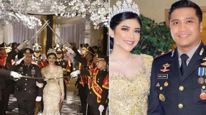 Efek Viral Foto-Foto Pesta Pernikahan Kapolsek Kembangan Saat Wabah Corona, Jabatannya pun Dicopot