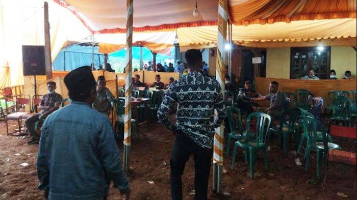Acara Musik Elekton Campursari Warga Ngrayun Kabupaten Ponorogo Dibubarkan Polisi
