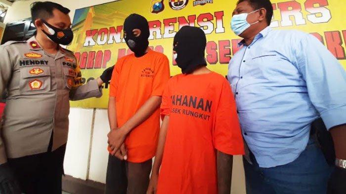 4 Bocah di Surabaya Nekat Begal, Pemilik Dihajar lalu Motor Dibawa Kabur, Hasilnya Buat Pesta Miras