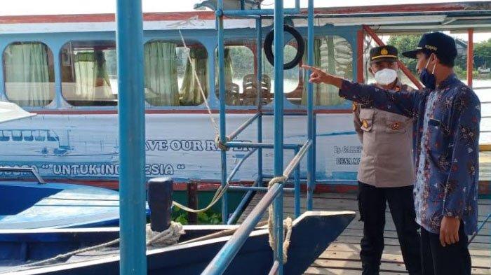 Pengecekan Protokol Kesehatan Tempat Wisata di Kabupaten Gresik Jelang Akhir Pekan