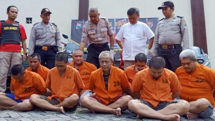 Kepala Gudang dan 2 Satpam di Surabaya Sekongkol Bobol Tempat Kerja, Bos Curiga lalu Lapor Polisi