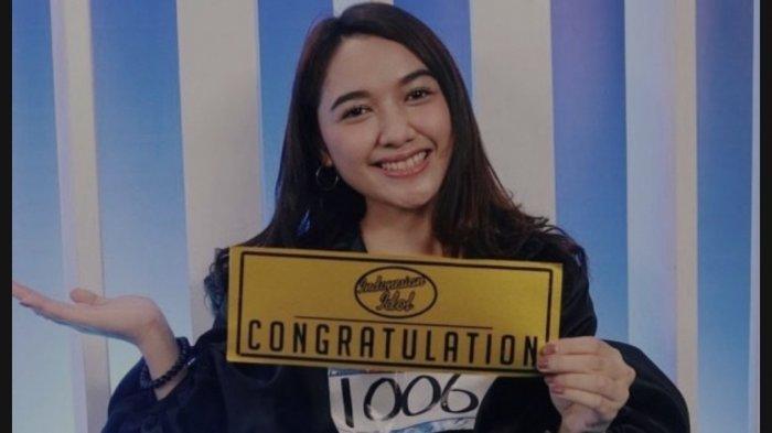Karen Claudia Rantung, kontestan yang pulang di Spektakuler Show 1 Indonesian Idol 2021