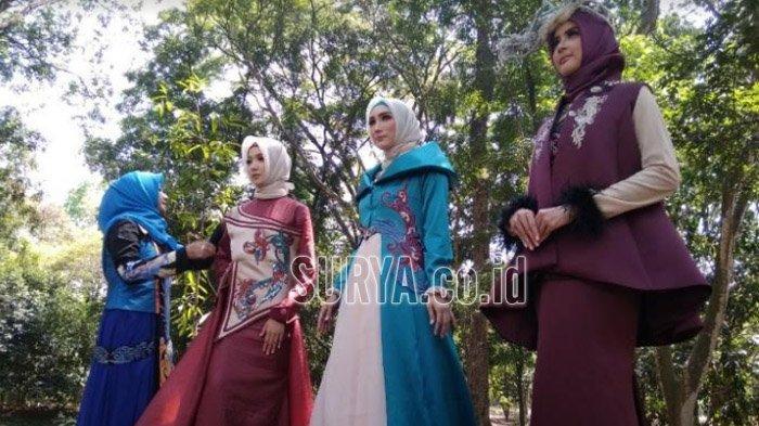 Blusukan Madura, Desainer Lia Afif Angkat Kecantikan Kain Batik Pamekasan