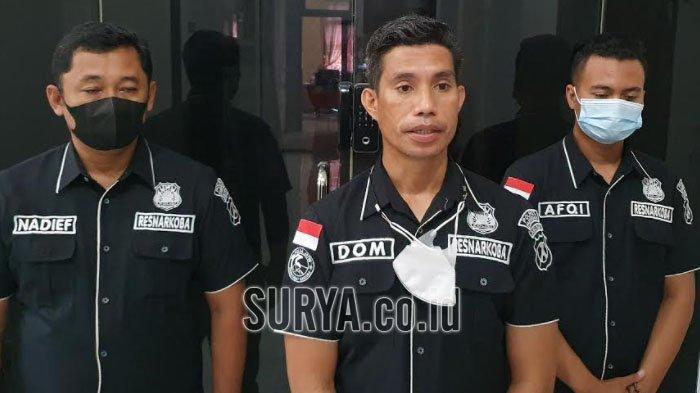 Polisi Pasuruan Tangkap Dua Pengedar Sabu, Sita Sabu 50 Gram dan Senpi Rakitan