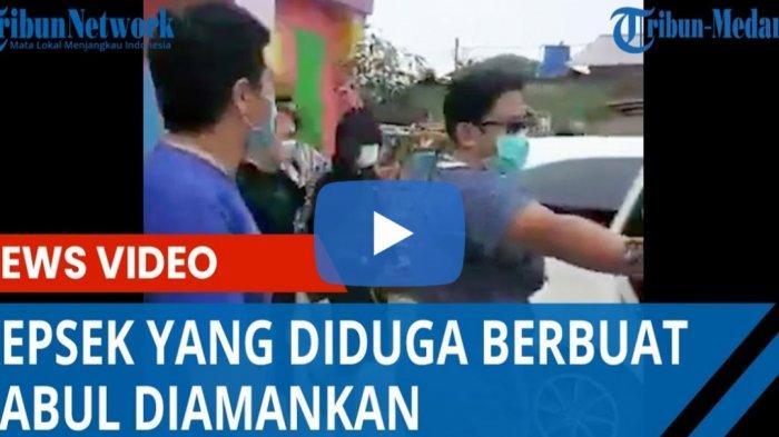 Kasek Cabuli Enam Siswi SD Ditangkap saat Naik Moge, Disaksikan dan Direkam Wali Murid, Video Viral